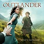 Outlander 2016 Wall (Calendar)