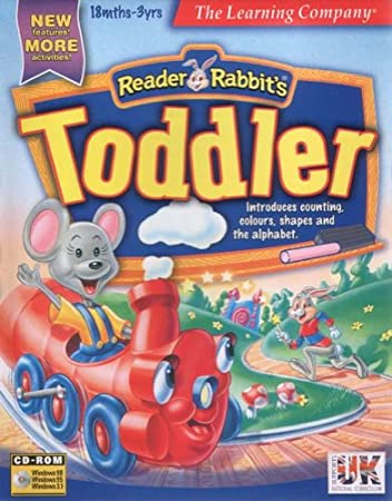 Reader Rabbit Toddler
