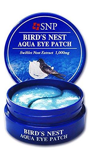 snp-birds-nest-aqua-eye-patch-1pack-60pcs