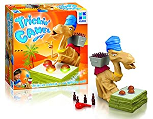 Trickin' Camel Game by Megableu
