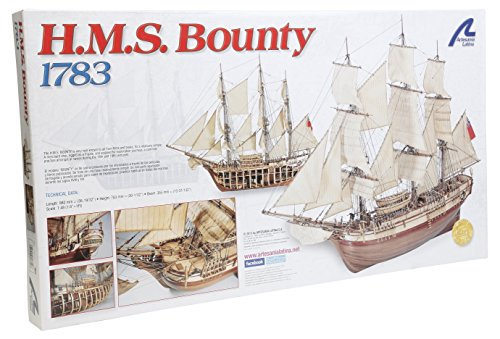 Artesania-Latina-22810-148-HMS-Bounty-Wasserfahrzeuge