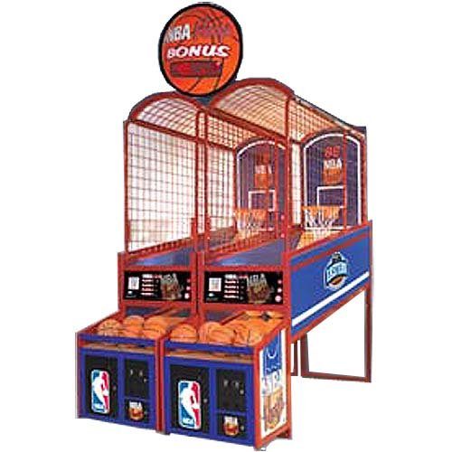 NBA Hoops Arcade Basketball Game