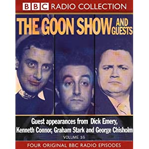 The Goon Show and Guests - Spike Milligan