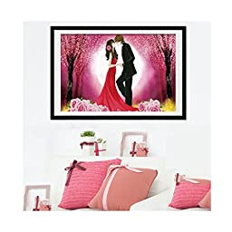 5D DIY Diamond Painting Wedding Cross Stitch Living Room Diamond Paaste Diamond Stitch