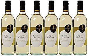 Kumala Cape Classics White South African White Wine (Case of 6)