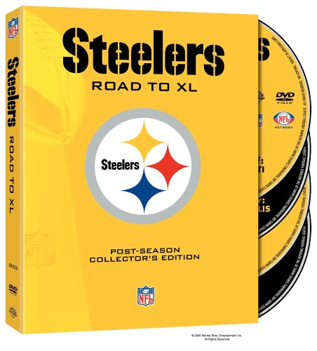 Nfl - Pittsburgh Steelers - Road To Super Bowl Xl Post-season Collectors Edition