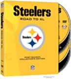 NFL Pittsburgh Steelers: Road to Xl [DVD] [2006] [Region 1] [US Import] [NTSC]