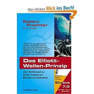 eBook Cover für  Das Elliott Wellen Prinzip Der Schl xFC ssel zu einem besseren B xF6 rsenverst xE4 ndnis