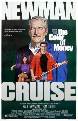 large-vintage-movie-poster-color-of-money-with-paul-newman-tom-cruise