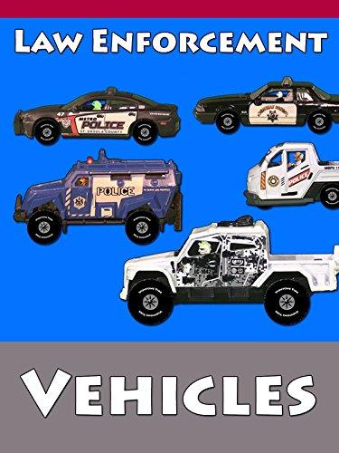 Matchbox Law Enforcement Vehicles