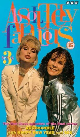 Absolutely Fabulous Series 3 – Doorhandle [VHS]