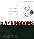 Five Kingdoms, 3rd Edition: An Illustrated Guide to the Phyla of Life On Earth (0805072527) by Margulis, Lynn