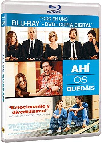 Ahí Os Quedáis (BD + DVD + Copia Digital) [Blu-ray]