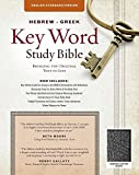 img - for The Hebrew-Greek Key Word Study Bible: ESV Edition, Black Genuine Leather (Key Word Study Bibles) book / textbook / text book