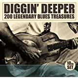 Diggin' Deeper - 200 Legendary Blues Treasuresby Muddy Waters