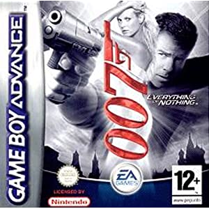 James Bond 007 - Everything or Nothing [USA] [GBA] [RUS]