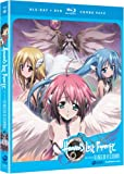 Heaven's Lost Property: The Angeloid of Clockwork (Blu-ray/DVD Combo)