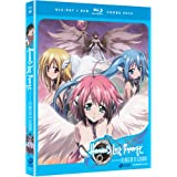 Heaven&#39;s Lost Property: The Angeloid of Clockwork (Blu-ray/DVD Combo) ~ Brittany Karbowski