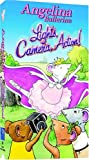 Angelina Ballerina - Lights, Camera, Action! [VHS]