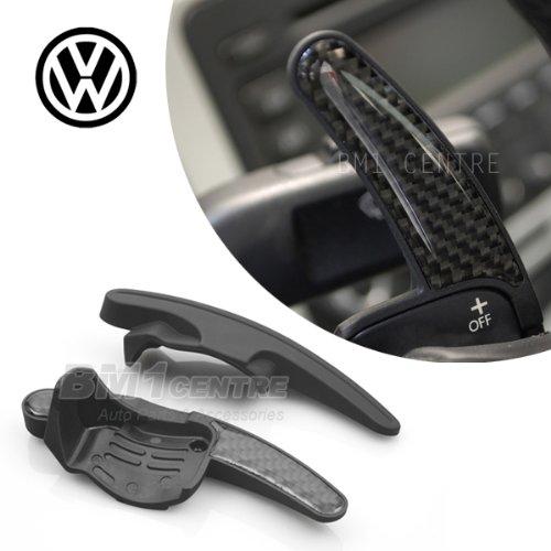 volkswagen-carbon-fibre-dsg-shift-paddle-extension-golf-5-6-gti-polo-jetta-passat-eos-vw-black