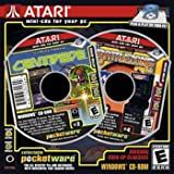 Atari Pocketware Centipede And Battlezone (PC)