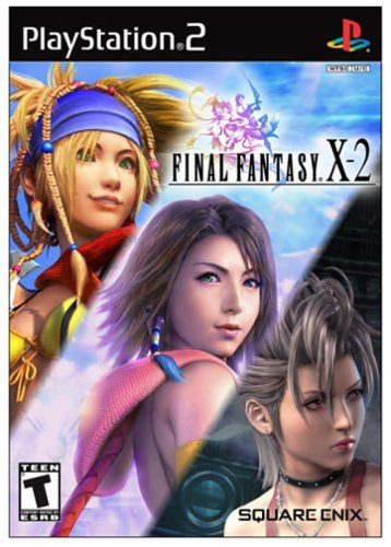 Final Fantasy 10-2 (PS2)