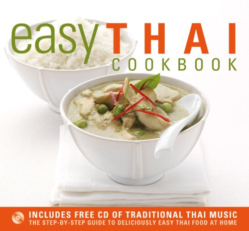 Read online easy thai cookbook the step by step guide for At home thai cuisine