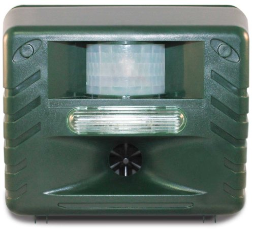 aspectek-yard-sentinel-strobe-ultrasonic-outdoor-animal-pest-repeller-repels-rodents-and-insects-inc