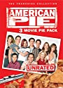 American Pie: 3 Movie Pie Pack (3 Discos) (Sin Censura) [DVD]<br>$513.00