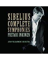 ジャン・シベリウス:交響曲全集[4CDs]