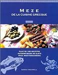 M�z�, la cuisine grecque