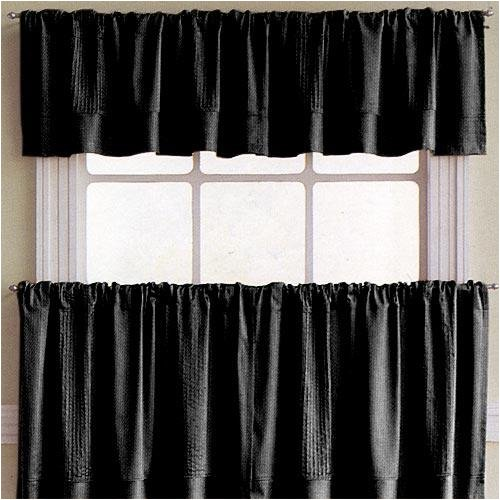 Country Ruffled Kitchen Curtains