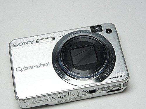 SONY Cyber-shot W170 シルバー DSC-W170(S)
