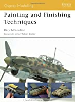 Painting and Finishing Techniques (Osprey Modelling)