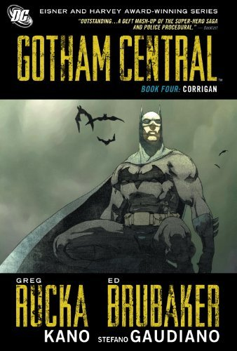 Gotham Central, Book 4: Corrigan by Greg Rucka (2012-05-01) (Gotham Central 5 compare prices)