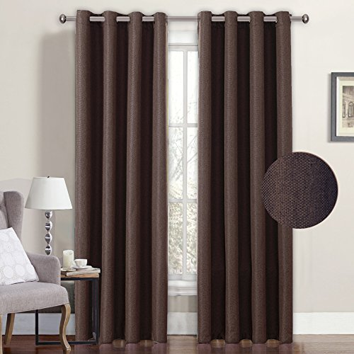 hversailtex-classical-grommet-top-room-darkening-thermal-insulated-heavy-weight-textured-tiny-plaid-