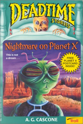 Image for Nightmare on Planet X