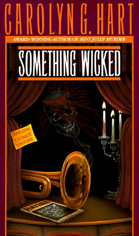 Image for Something Wicked (A Bantam Crime Line Book)