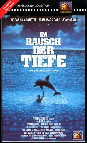 Im Rausch der Tiefe - Langfassung [VHS]