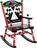 "28"" Race Car Rocking Chair"