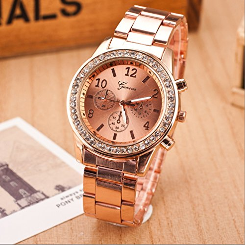 14 Colours New Fashion Chain Trim Soft Band Watch Women Geneva Watch Ladies Quarzt WatchQuartz watches Fabric...