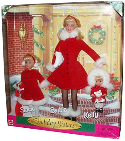 Barbie Collector # 23617 Holiday Sisters