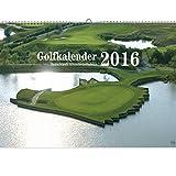 Golfkalender 2016 - Titelseite (Golfclub Hardenberg)