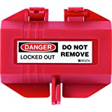 ABUS P110 Electrical & Switch Power Plug Safety Lockout Device 110V