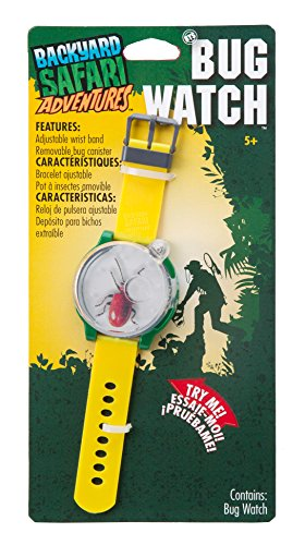 Backyard Safari Adjustable Bug Watch, Colors May Vary - 1