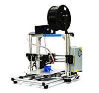HICTOP Desktop 3D Printer [ Version] DIY 3D Printer Kits, High Accuracy CNC Self-assembly, Aluminum Frame Structure, Acrylic Build Platform, Tridimensional 270*200*190cm Printing Size【The filament is not included】, Works with PLA+ABS [SOLD ONLY BY HIC