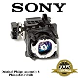 Sony XL-2500 TV Projector Lamp with OEM Philips Housing and UHP Bulb On Sale