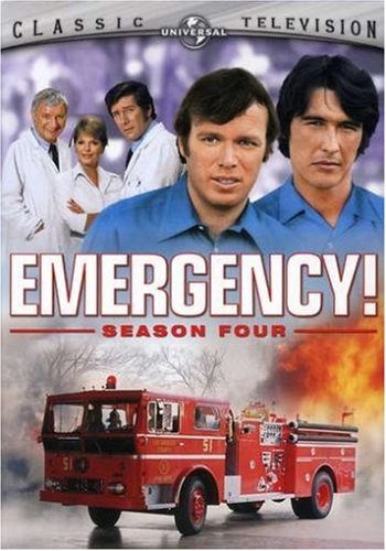 Cover art for  Emergency! - Season Four