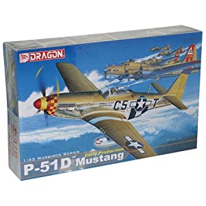 1/32 P-51d Mustang, Early
