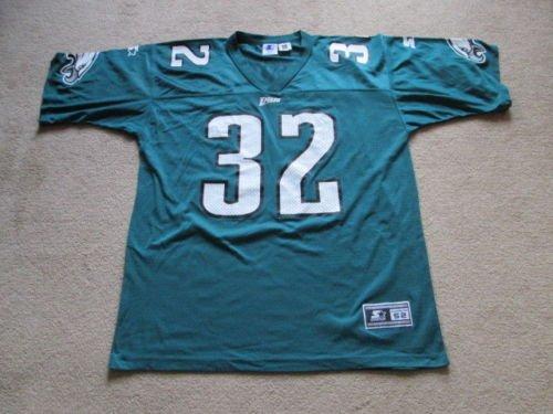 US-Sports Vintage Philadelphia Eagles NFL American Football Jersey #32 Watters Extra Large